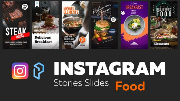Thumbnail for Instagram Stories Food