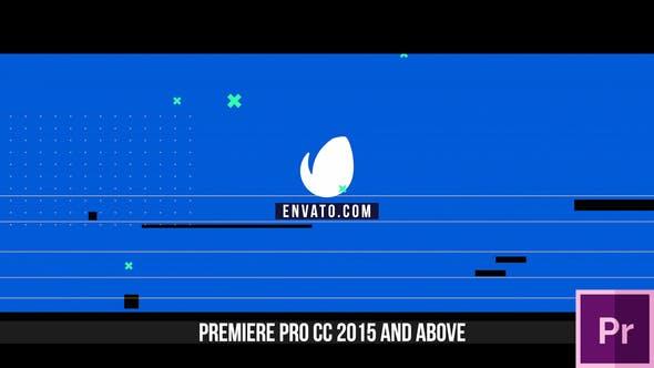 Thumbnail for Modern Glitch Logo