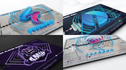 Audio React Logo Reveal