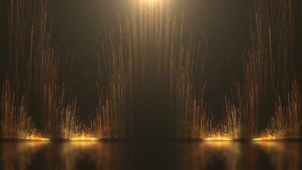 Thumbnail for Glitter Fireworks 02 HD