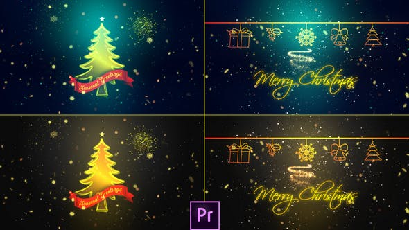 Thumbnail for Christmas Wishes - Premiere Pro