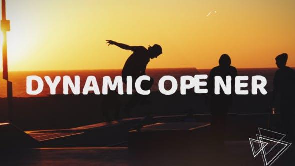 Thumbnail for Fun Dynamic Opener MOGRT