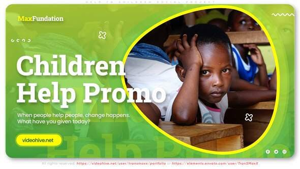 Help to Children Social Project
