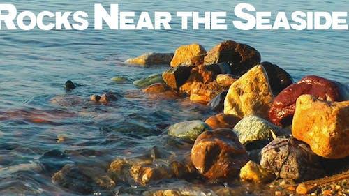 Rocks Near The Seaside