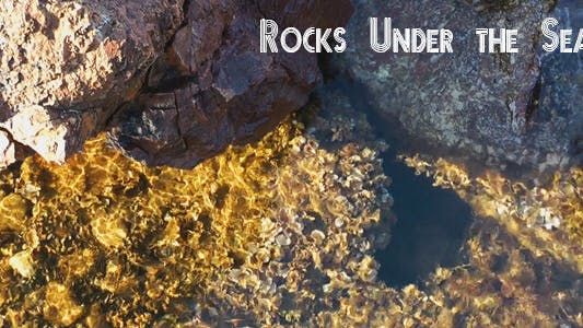 Rocks Under The Sea