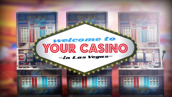 Thumbnail for Slot Machine Logo
