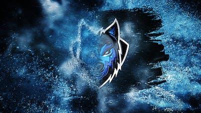 Winter Ice Logo Reveal