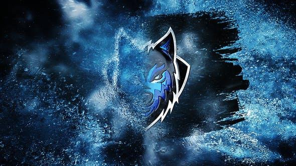 Thumbnail for Winter Ice Logo Reveal