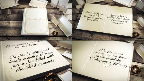 Thumbnail for Wedding Book Titles