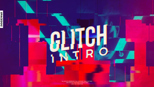 Thumbnail for Fast Glitch Intro | Final Cut Pro