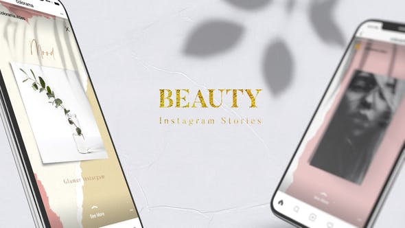 Thumbnail for Beauty Instagram Stories