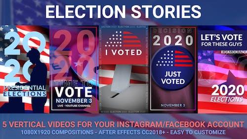 Geschichten über Präsidentschaftswahlen
