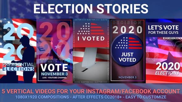 Thumbnail for Presidential Election Stories