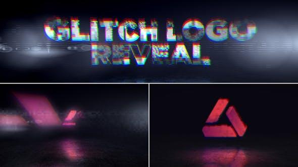 Glitch Logo enthüllt