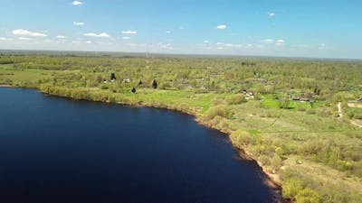The Nature Of Lake Chernyasto 09