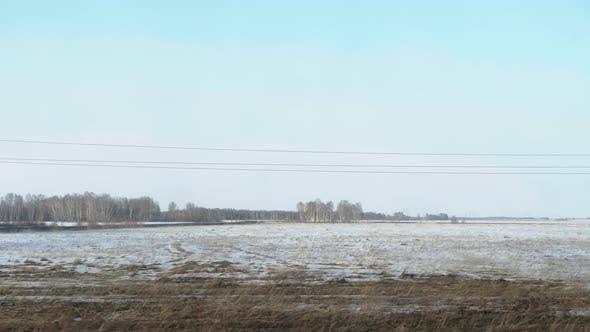 Cover Image for Siberian Spring Landscape