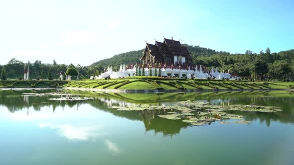 Thumbnail for Temple On the Lake