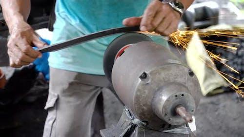 Sharpening the Machete