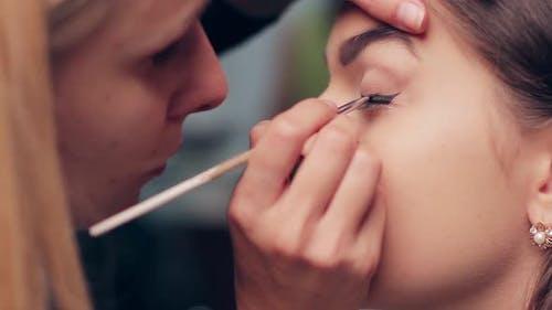 Master Class of Makeup.