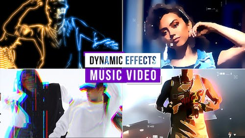 Dynamic Effects Music Video