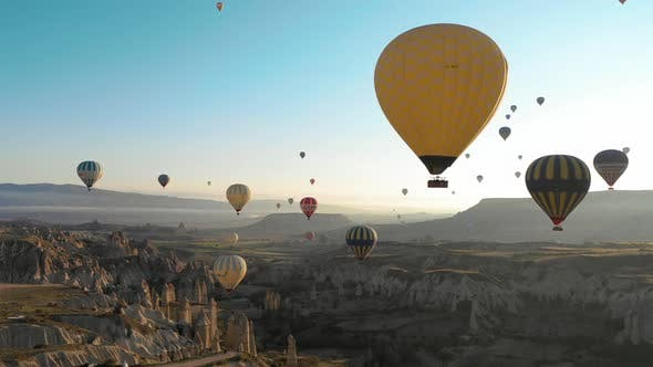 Thumbnail for Balloons In Cappadocia 5
