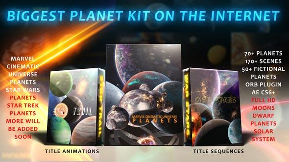 Thumbnail for Le plus grand kit de système solaire sur Internet V.8