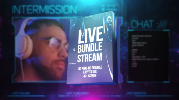 Thumbnail for Live Stream Bundle