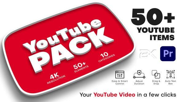 YouTube Pack