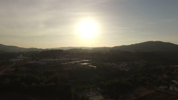 Thumbnail for Village Sunset