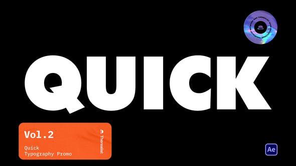 Thumbnail for Typography Promo