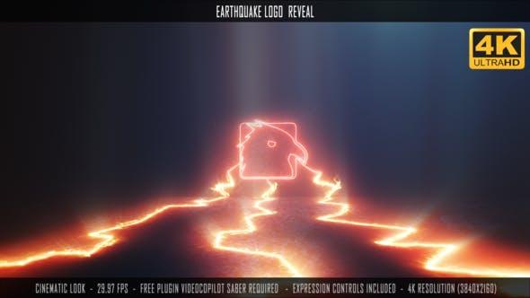 Thumbnail for Earthquake Logo Reveal