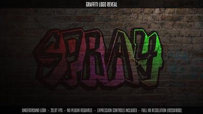 Graffiti Logo Reveal