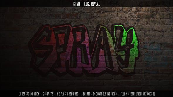 Thumbnail for Graffiti Logo Reveal