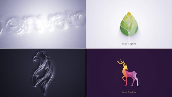 Clean Elegantes Logo verraten