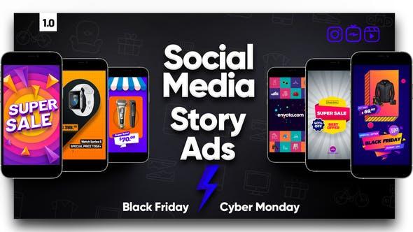 Thumbnail for Social Media Story Ads