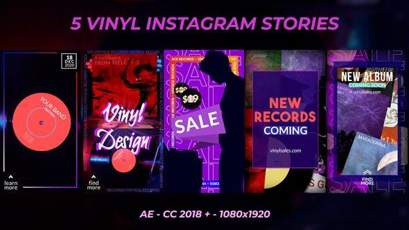 Vinyl Record Stories
