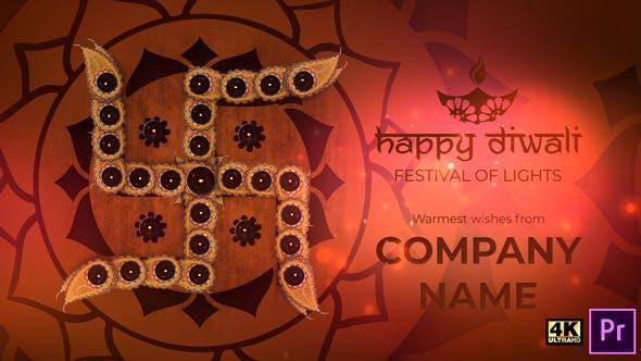 Thumbnail for Happy Diwali / Deepavali Greeting Titles