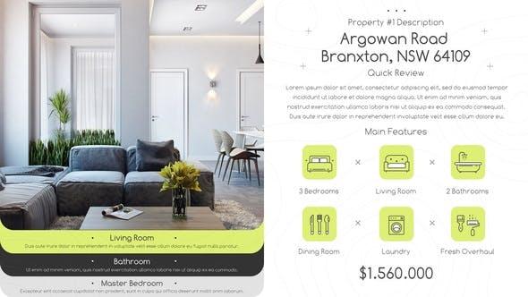 Real Estate Property Promo