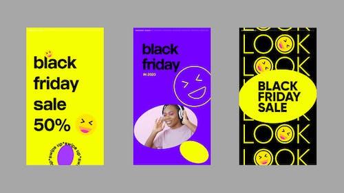 Black Friday Sale Promo