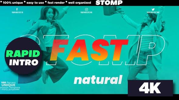 Stomp - Rapid Intro