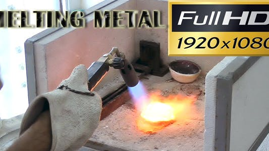 Thumbnail for Molten Copper