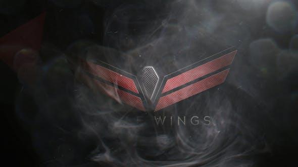 Smoke Logo Reveal