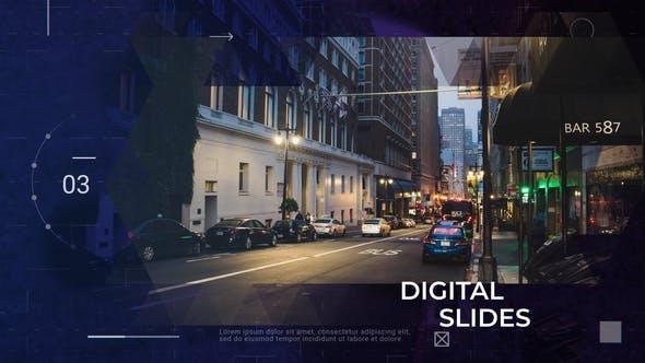 Thumbnail for Modern Digital Slides