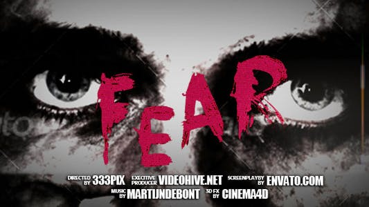 Thumbnail for Fear Trailer
