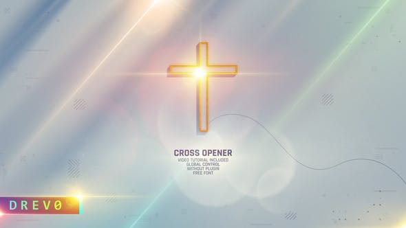 Thumbnail for Cross Opener/ Christmas Nativity Story/ Jesus Christ/ Holy Bible/ God/ Gospel/ Choir/ Pigeon/ Dove I