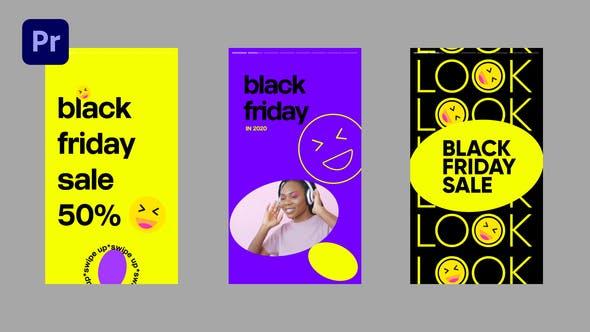 Thumbnail for Black Friday Sale Promo