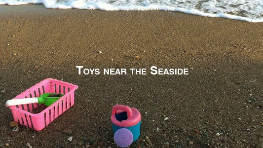 Thumbnail for Toys Near The Seaside