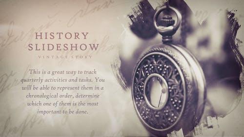 History Vintage Slideshow