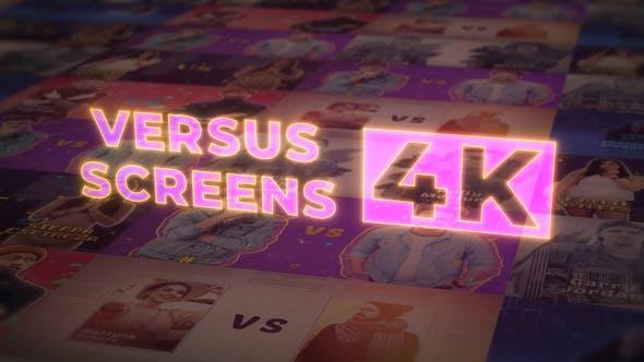 VS Versus Screens v.2 4K