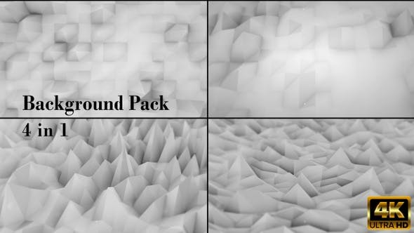 Thumbnail for Low Poly Backgrounds